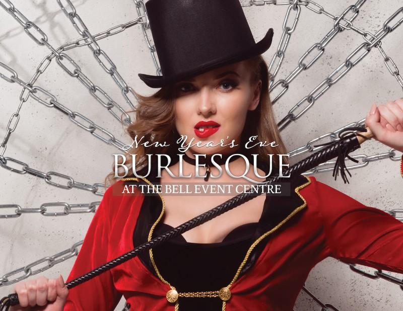 New Year's Eve Burlesque